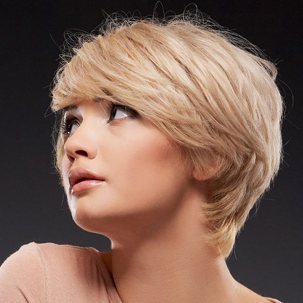 Cute Hairstyle for Short Hair 2019