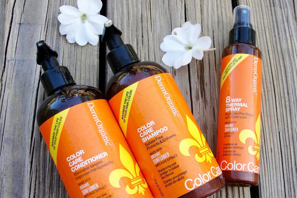 Why Use Only Dermorganic Hair Care Products
