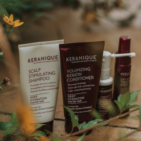 Keranique Shampoo for Thinning Hair – This Mother's Day, Let Your Mom Be the Diva