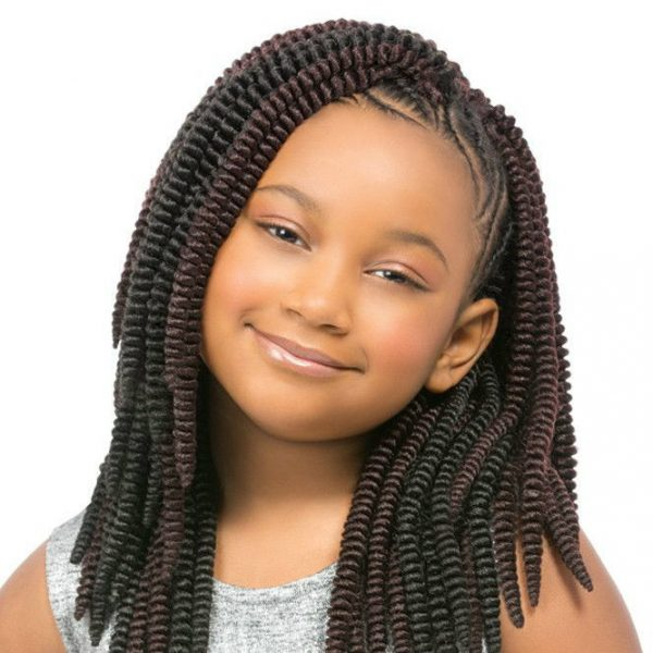 Hair Braiding Styles for Kids Ideas