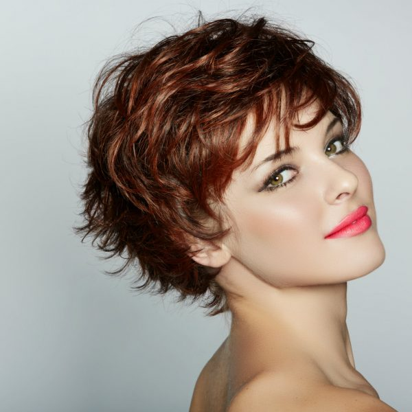 Short Hairstyles for Wavy Hair Ideas